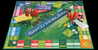 banco imobiliário sustentável l imagem: planeta sustentável