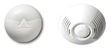 sensores lutron de iluminação e ocupação