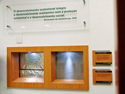 sistema de ar condicionado sem gases nocivos ao meio ambiente | imagem: banco real